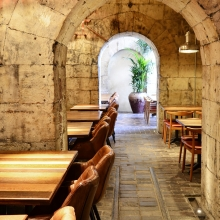 Bath Vaults Restaurant